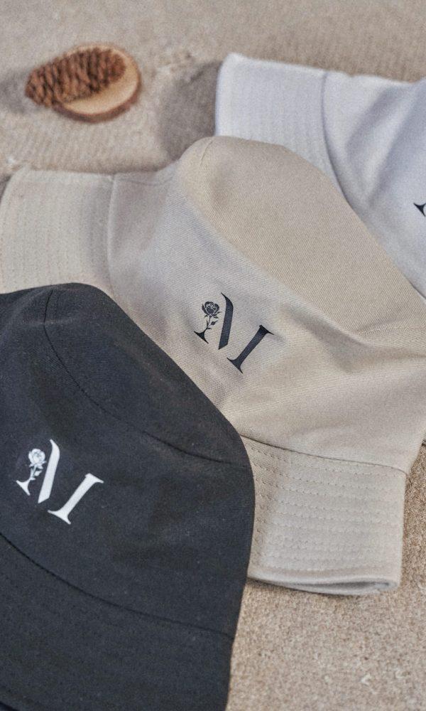 漁夫帽(三色)